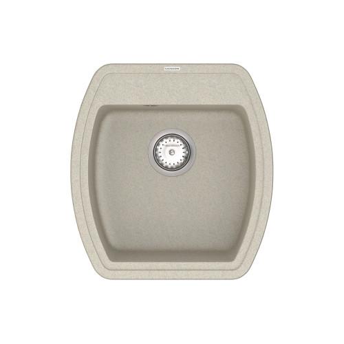 Кухонна мийка VANKOR Norton NMP 01.48 Terra + сифон VANKOR