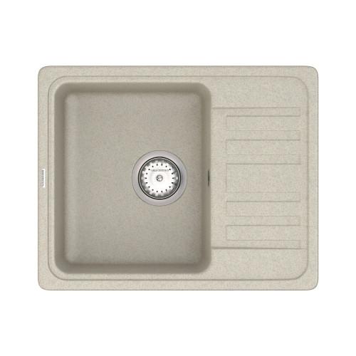 Кухонна мийка VANKOR Hope HMP 02.57 Terra + сифон VANKOR